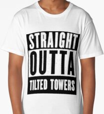 Fortnite - Straight Outta Tilted Towers Long T-Shirt