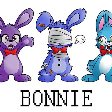 FNAF Bonnie by Amberlea-draws