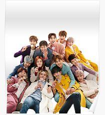 Seventeen Kpop Poster