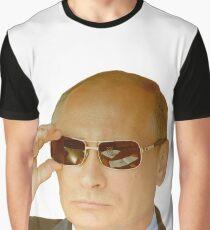 Putin Like a Boss Graphic T-Shirt