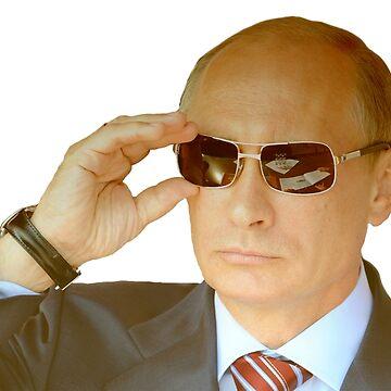 Putin Like a Boss by Dipardiou