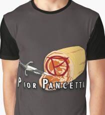 P For Pancetta Graphic T-Shirt