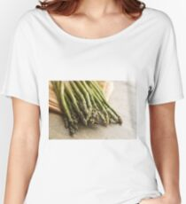 Fresh Asparagus Women's Relaxed Fit T-Shirt
