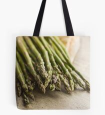 Fresh Asparagus Tote Bag