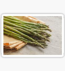 Fresh Asparagus Sticker