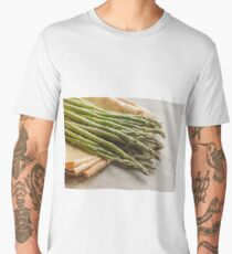 Fresh Asparagus Men's Premium T-Shirt