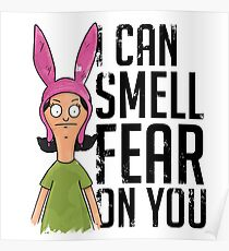 I Smell Fear Poster