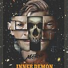 «Inner Demon Official Poster» de meteormerch