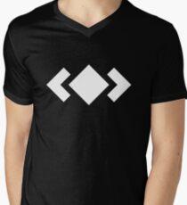 Madeon Adventure Logo - White Men's V-Neck T-Shirt