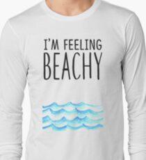 I'M FEELING BEACHY Long Sleeve T-Shirt