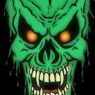Slimy Skull by Malcolm Kirk