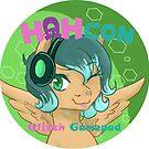 Glitch Sticker by CrownePrince