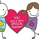 Teacher Appreciation Gifts - Pink by RippleKindness