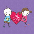 Teacher Appreciation Gifts - Purple by RippleKindness