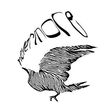 Raven - Nevermore by khairzul