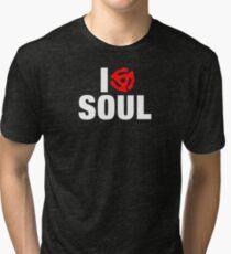 Not Fade Away Tri-blend T-Shirt