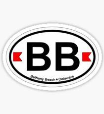 Bethany Beach - Delaware. Sticker