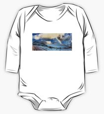 HEADING DOWN TO THE BEACH  One Piece - Long Sleeve