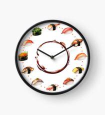 Nigiri, bitte - Das Sushi-Menü, das Sie tragen können! Uhr