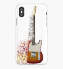 Tele Explosion iPhone Case/Skin