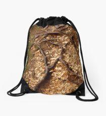 Gaia's Veins  Drawstring Bag