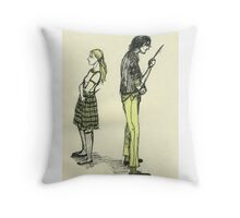 Lily & Sev Throw Pillow