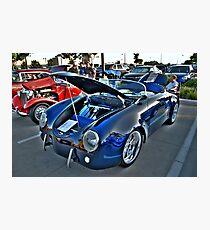 Classic Auto Series # 9 Photographic Print