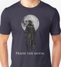 Camiseta unisex Alabado sea la luna