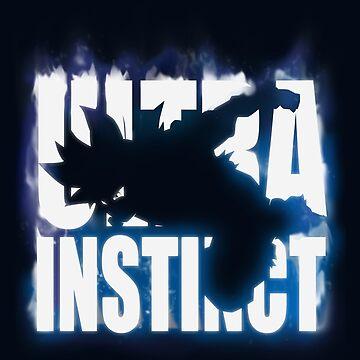ULTRA INSTINCT (aura) by samuelzadames