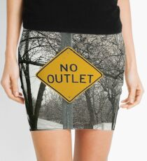 No outlet Bellaire Mini Skirt