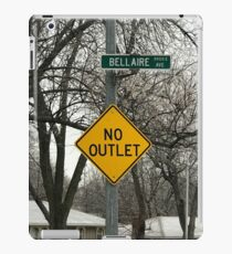 No outlet Bellaire iPad Case/Skin