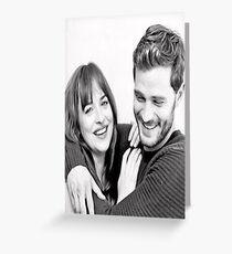 Fifty Shades Greeting Card