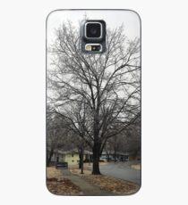 Frozen tree Case/Skin for Samsung Galaxy