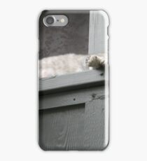 A Mother's Rest iPhone Case/Skin
