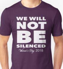 Womens Day 2018  Unisex T-Shirt
