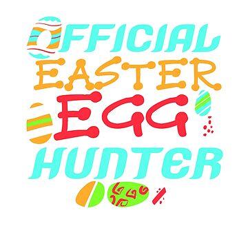 Official Easter Egg Hunter Holiday by JustLogIt
