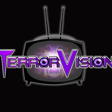 Terrorvision 1986 - Movie T-Shirt by bestofbad