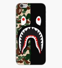 Vinilo o funda para iPhone Case Shark Bape
