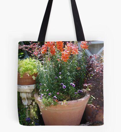 Beach Garden - Seaside, FL Tote Bag