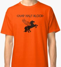 Camiseta clásica Camp Half-Blood Camp Shirt