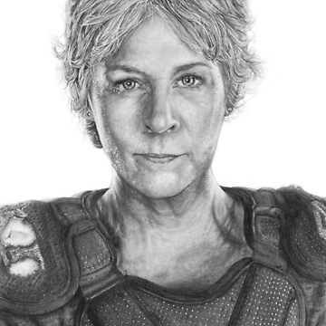 Badass Carol TWD by DanceKaitoDance
