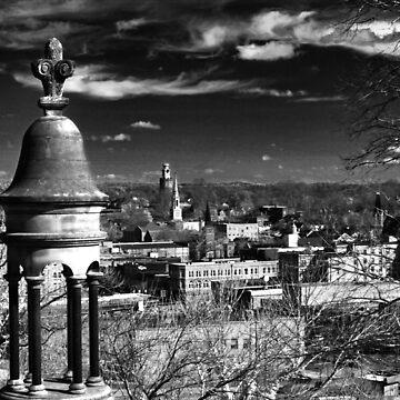 City of Seven Hills by patmonty
