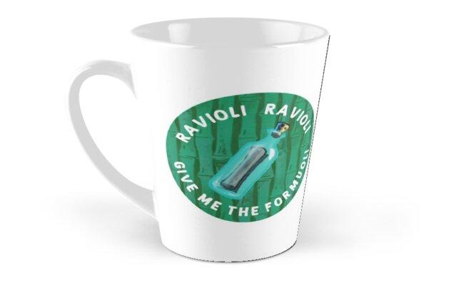 Ravioli Ravlioli, Give me the Formuoli by rosielord