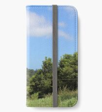 Lanscape Bush Photography iPhone Wallet/Case/Skin