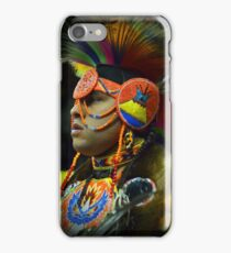 Faces of Native Americans iPhone Case/Skin