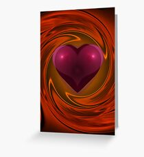 relight my fire Greeting Card