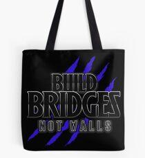 BUILD BRIDGES NOT WALLS 2.0 Tote Bag