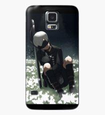 peaceful sleep Case/Skin for Samsung Galaxy