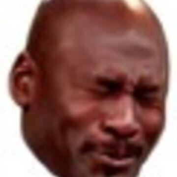 KTT Michael Jordan Laughing jordanlaff by AClanOfNoStans