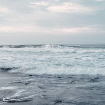El azul del océano de RoseAesthetic
